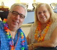 Phil Bondi and Wendy Murray (Senior Life Magazine)